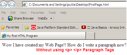 how to write a paragraph in javas println